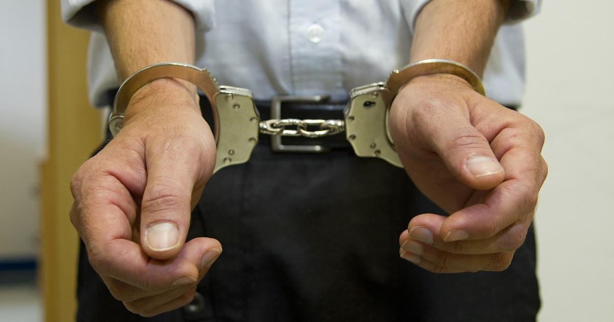 Cantor gospel preso (Simulação)