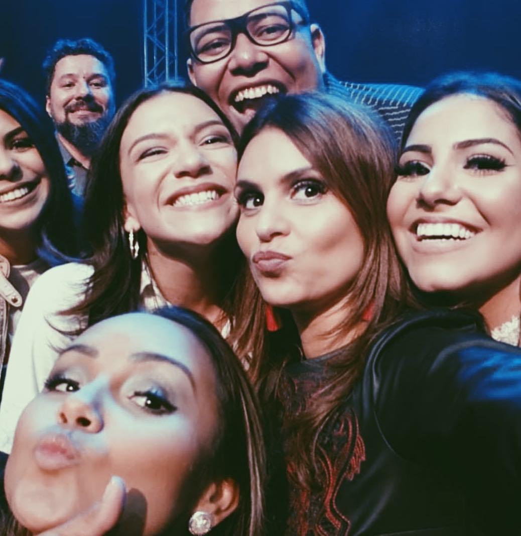 Gabriela Rocha, Anderson Freire, Aline Barros, Priscila alcantara (Reprodução/Instagram)