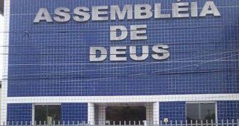 Igreja Assembleia de Deus em Branquinha - Alagoas