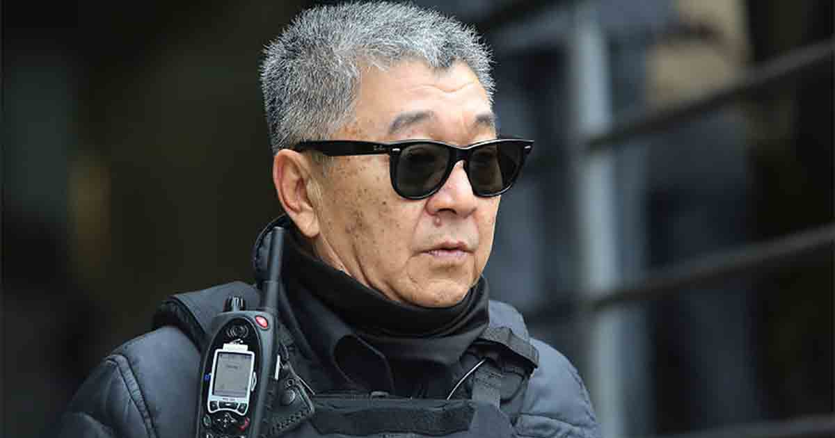 Newton Ishii (Japonês da federal)