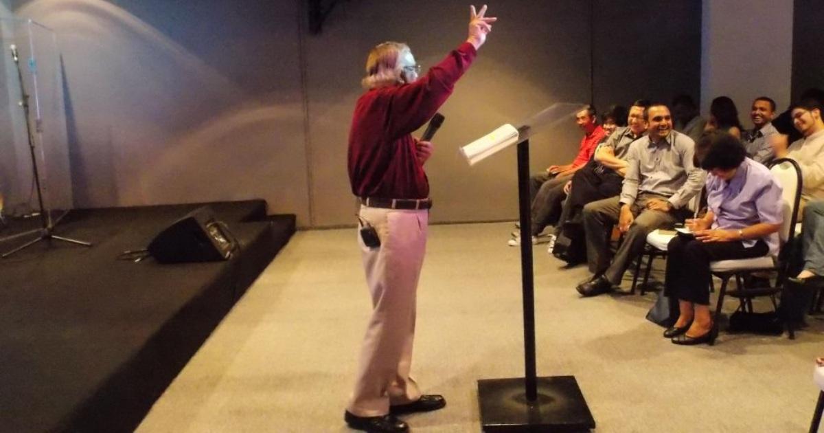 Pastor (Imagem ilustrativa)