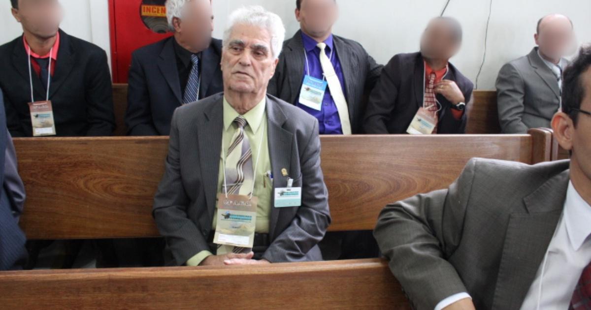Pastor Salatiel Fidelis (Reprodução)