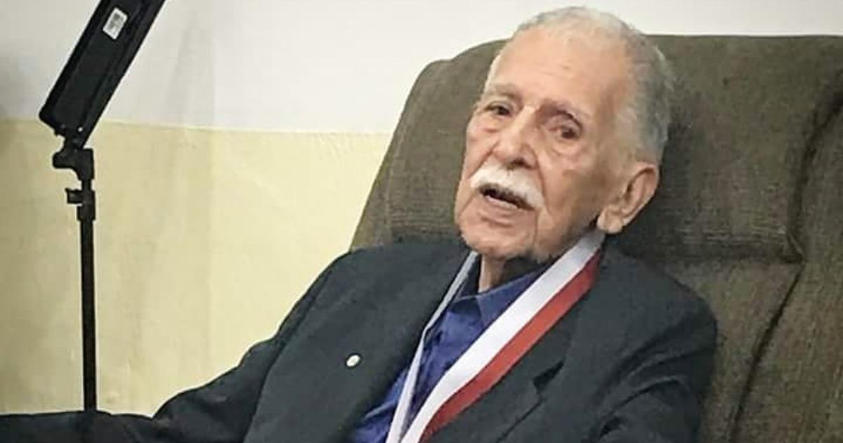 Pastor Feliciano Amaral (Reprodução)
