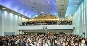 Assembleia de Deus em Santa catarina