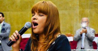 Cantora gospel Flordelis
