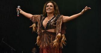 Daniela Mercury (Reprodução)