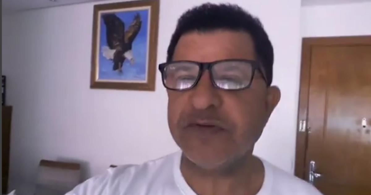Pastor Abílio Santana (Reprodução)