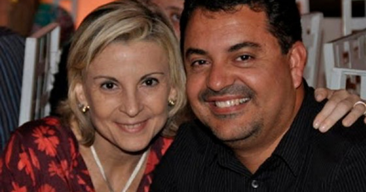 Pastora Ludmila Ferber, e o seu ex-marido, pastor Lino