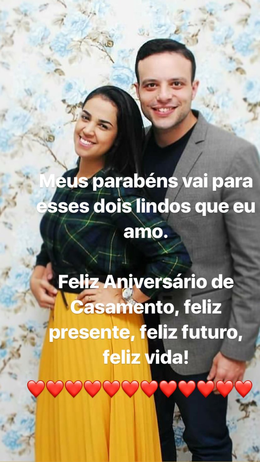 Post da pastora Helena Raquel no Instagram