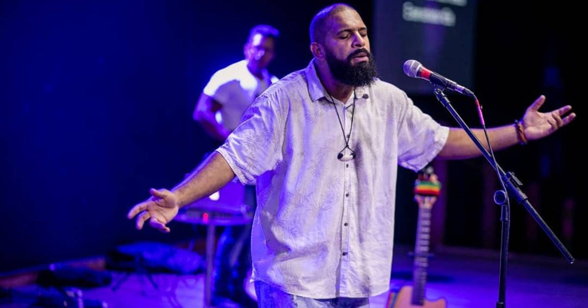 Salomão do Reggae (Foto:Reprodução)