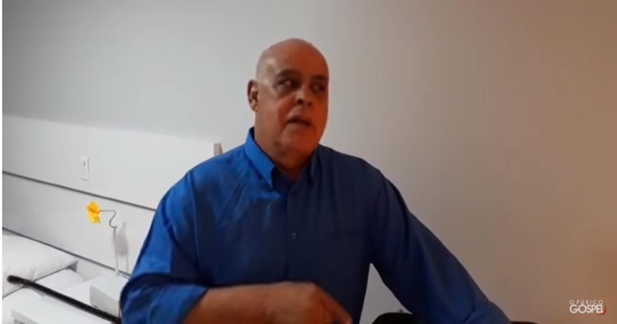 Cantor gospel Mattos Nascimento