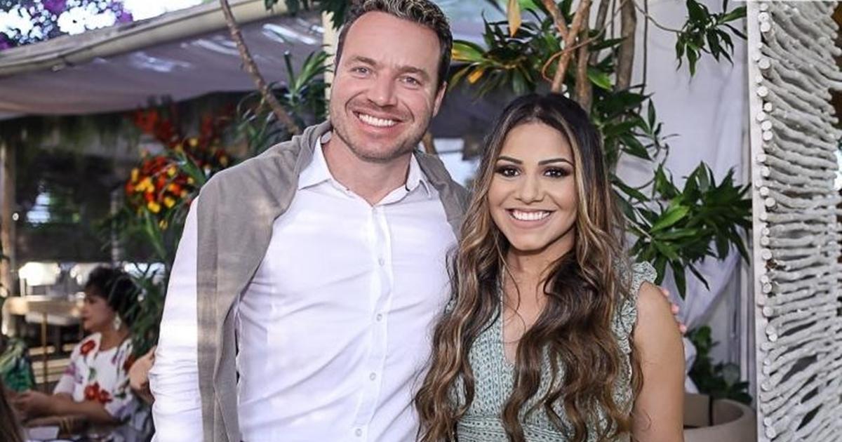 Leandro Moreira e Gabriela Rocha