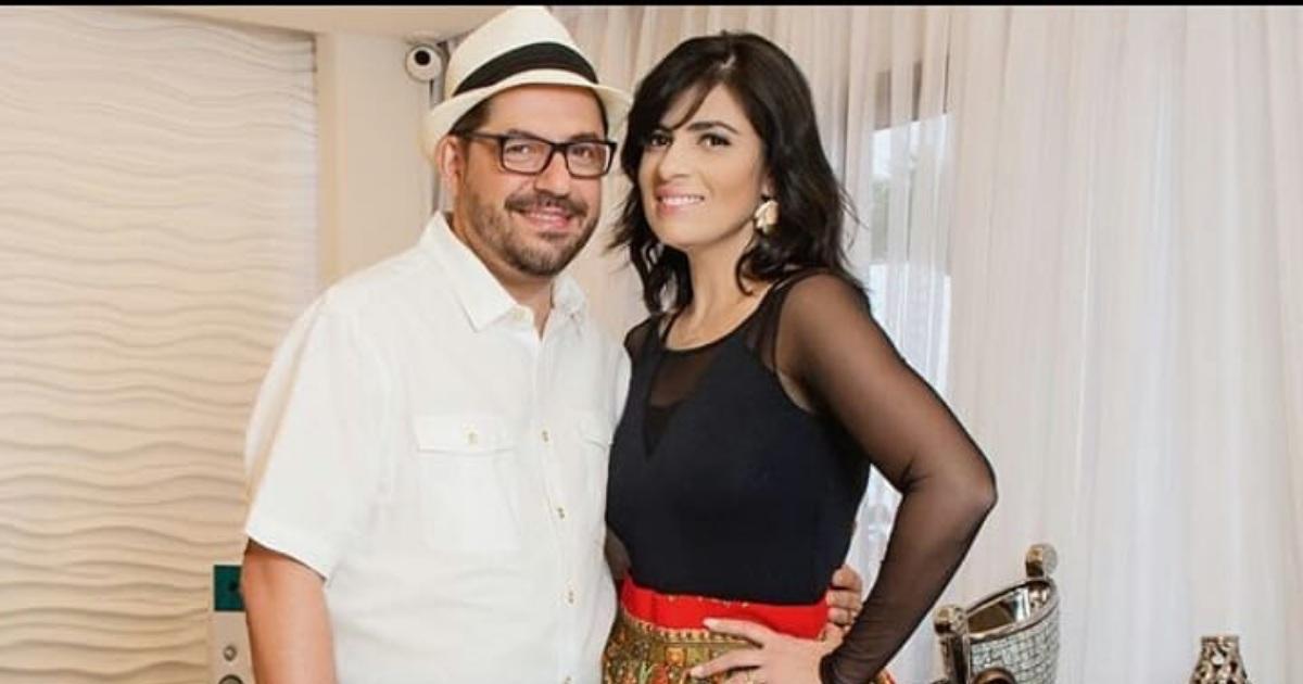Pastor Emerson Pinheiro e Fernanda Brum