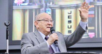 Pastor José Wellington Bezerra da Costa
