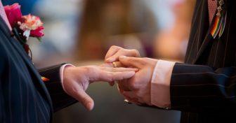 Casamento homoafetivo (Reprodução)