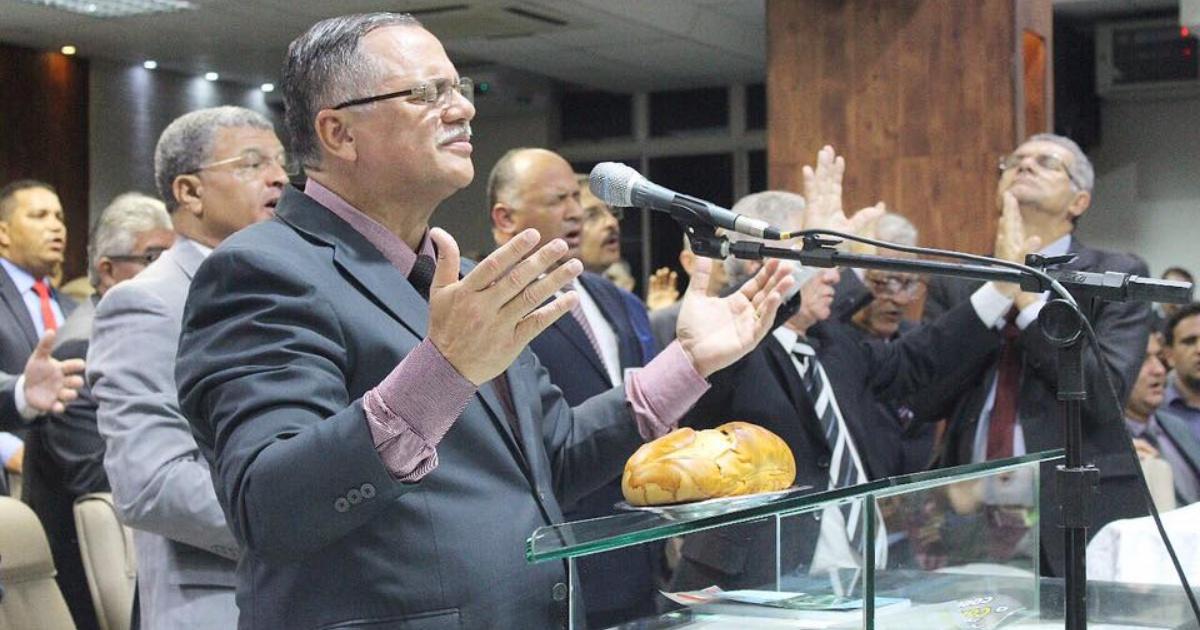 Pr. José Orisvaldo Nunes de Lima (Presidente Assembleia de Deus em Alagoas)
