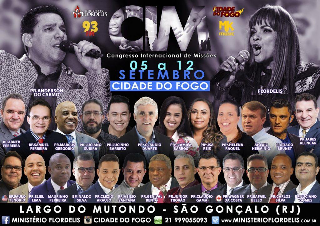 Congresso Internacional de Missões (CIM) Pastores