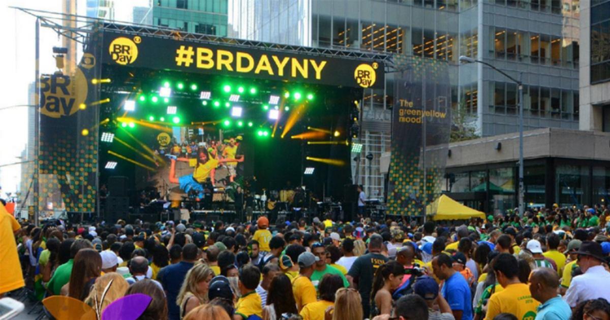Brazilian Day Nova York