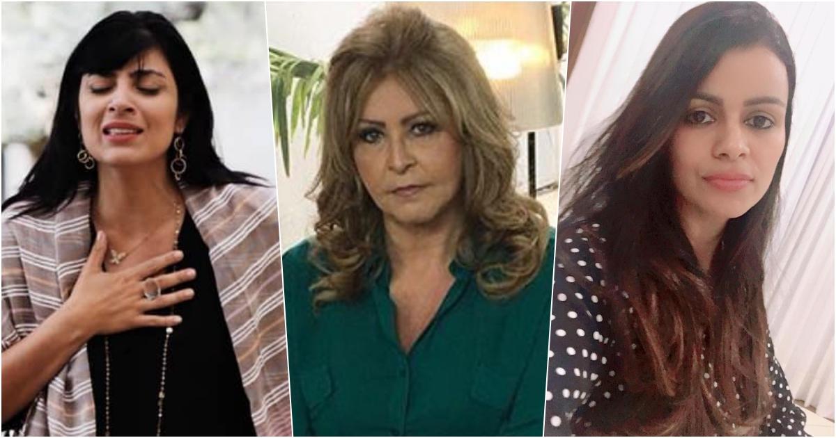 Fernanda Brum, Shirley Carvalhaes e Damares