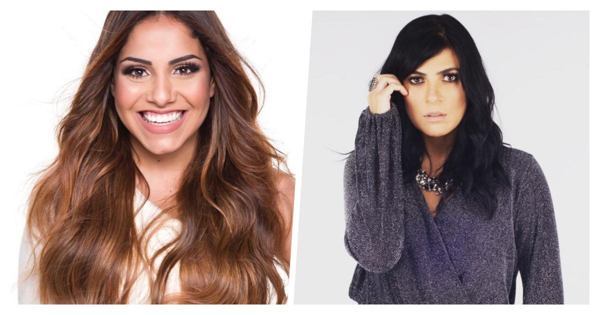 Gabriela Rocha e Fernanda Brum (Instagram)