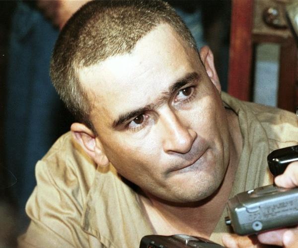 Ozelio de Oliveira (Sequestrador, do cantor Wellington Camargo)