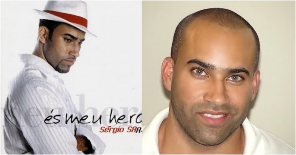 Sérgio Saas (Antes e Depois)