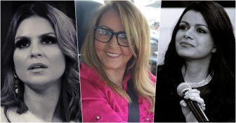 Aline Barros, Shirley Carvalhaes e Damares