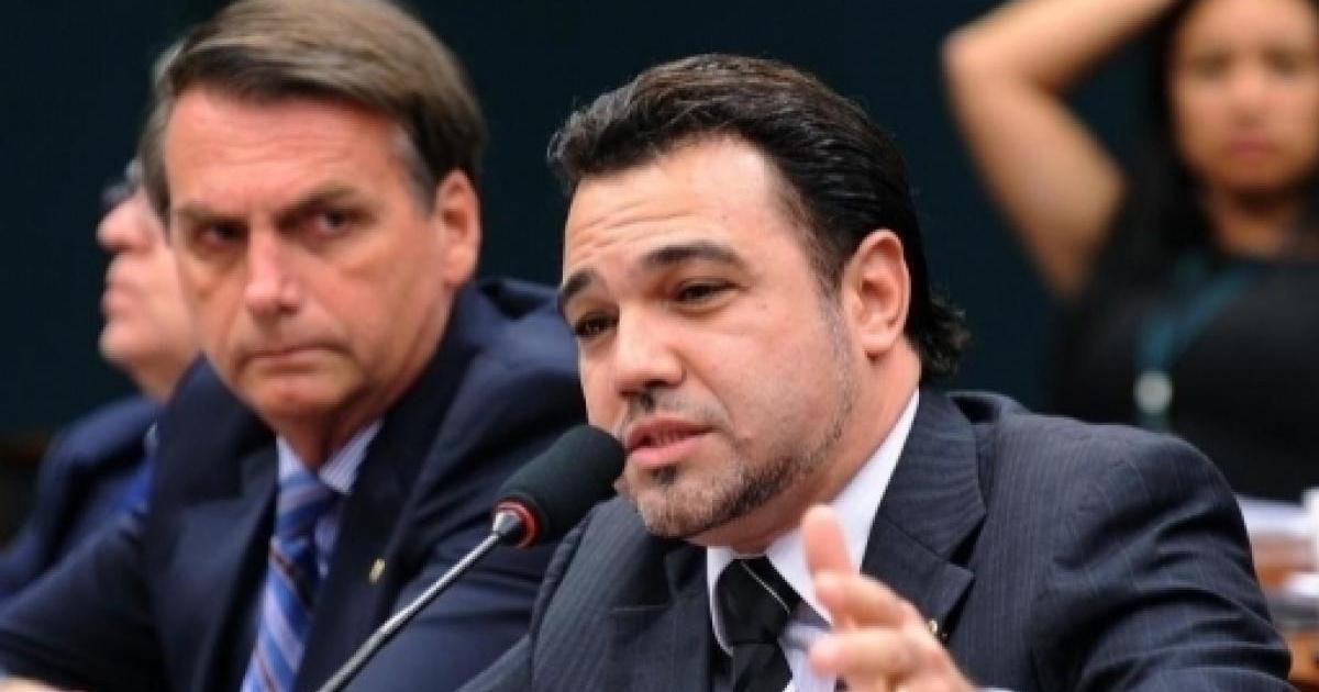 Jair Bolsonaro, Marco Feliciano (Reprodução Internet)