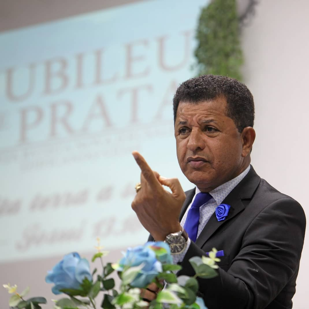 Pastor Abílio Santana