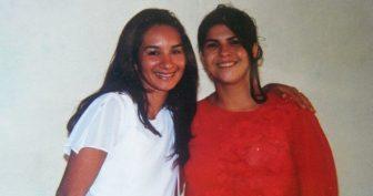 Sandrinha e Vanilda Bordieri