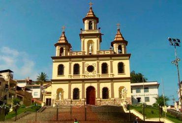 Igreja de São Sebastião (Reprodução)