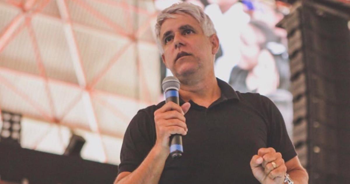 Pastor Claudio Duarte (Reprodução Instagram)