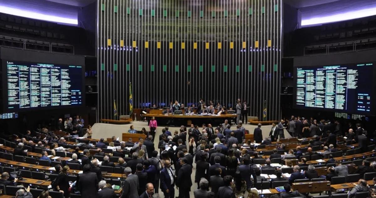 Câmara dos Deputados (Reprodução Internet)