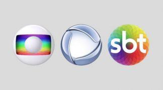Globo, Record e SBT