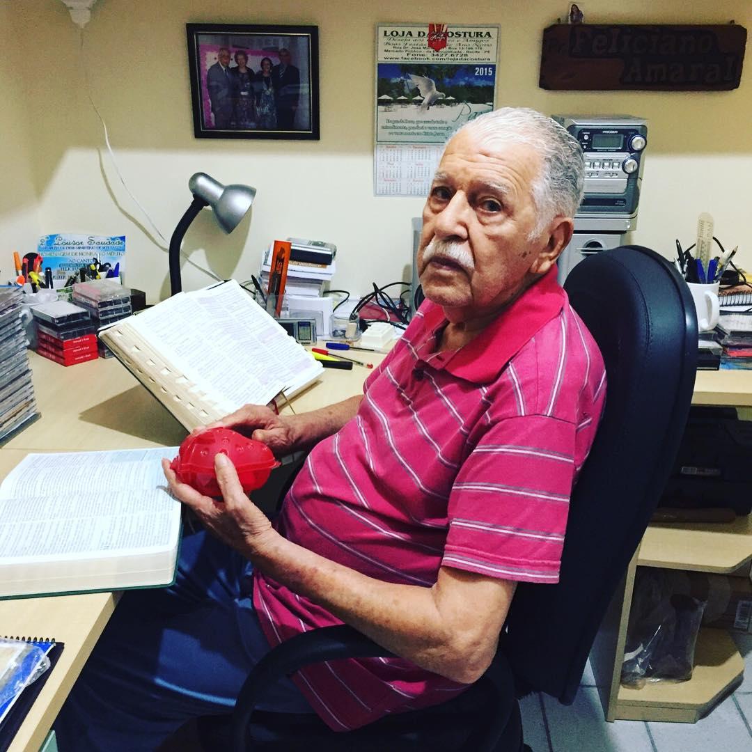 Pastor Feliciano Amaral