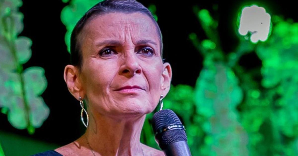 Pastora Ludmila Ferber (Reprodução)