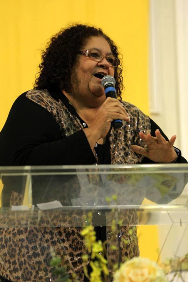 Prª. Suely Moreno (Reprodução)