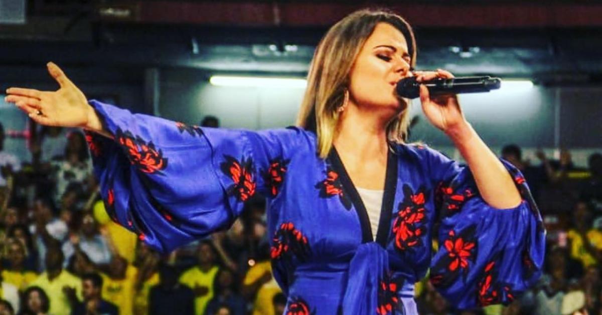Ana Paula Valadão (Reprodução Instagram)