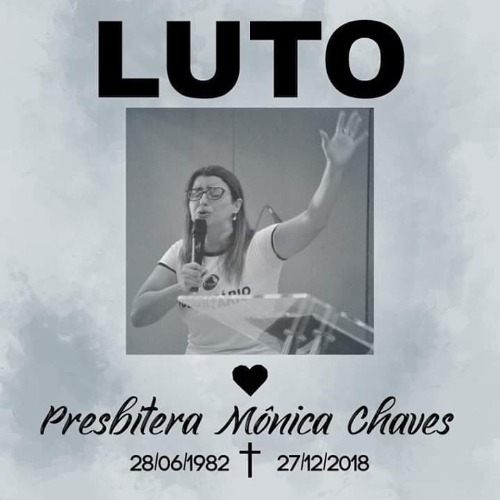 Pastora Mônica Chaves