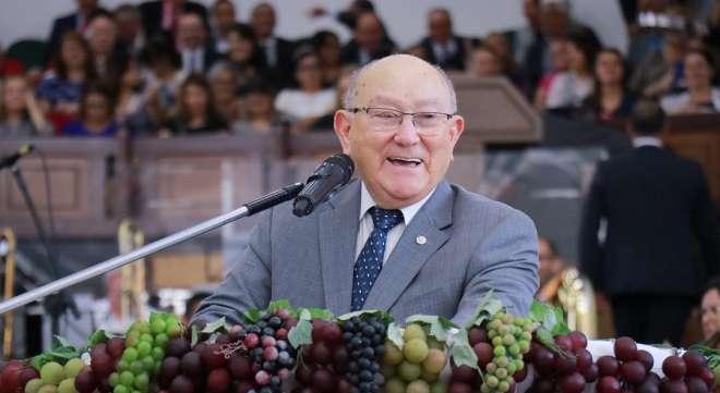 Pastor José Welington