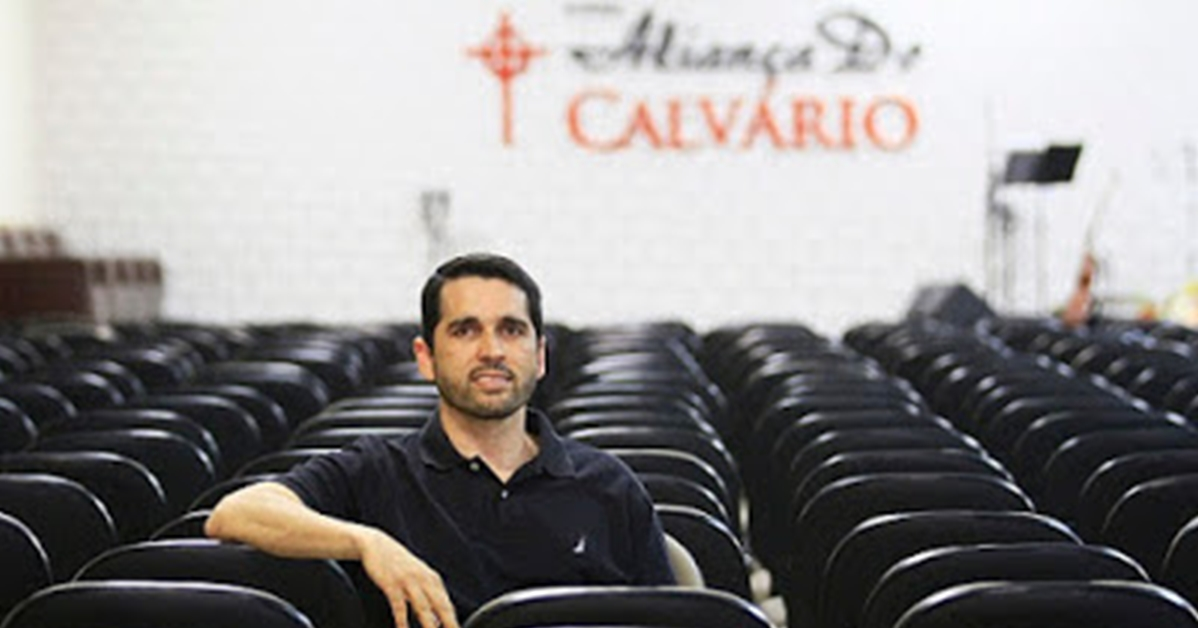 Pastor Paulo Júnior(Reprodução)