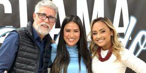 Pastor Claudio Duarte, Simone e Bruna Karla