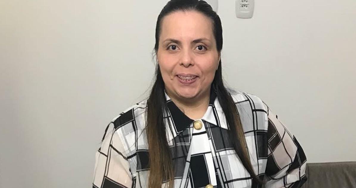 Pastora Helena Raquel (Reprodução)