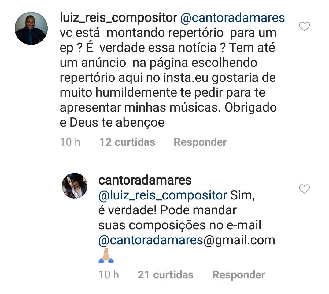 Print Damares Instagram (Reprodução)