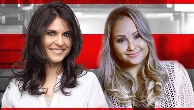 Aline Barros e Bruna Karla