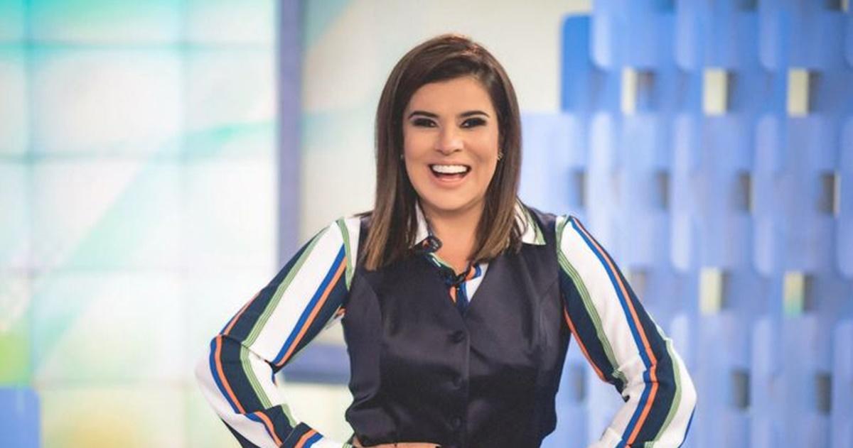 Ex-cantora gospel Mara Maravilha (Reprodução)