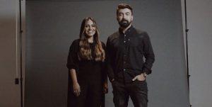 Hananiel Eduardo e Gabriela Rocha