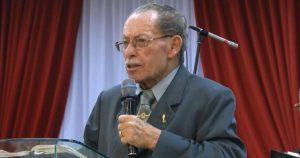 Pastor Cesino Bernardino - fundador do Gideões