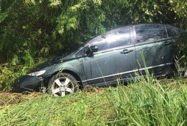 Urgente! Esposa de Samuel Mariano sofre grave acidente de carro