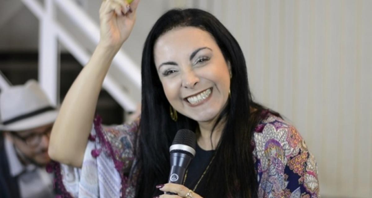 Cristina Mel (Reprodução)